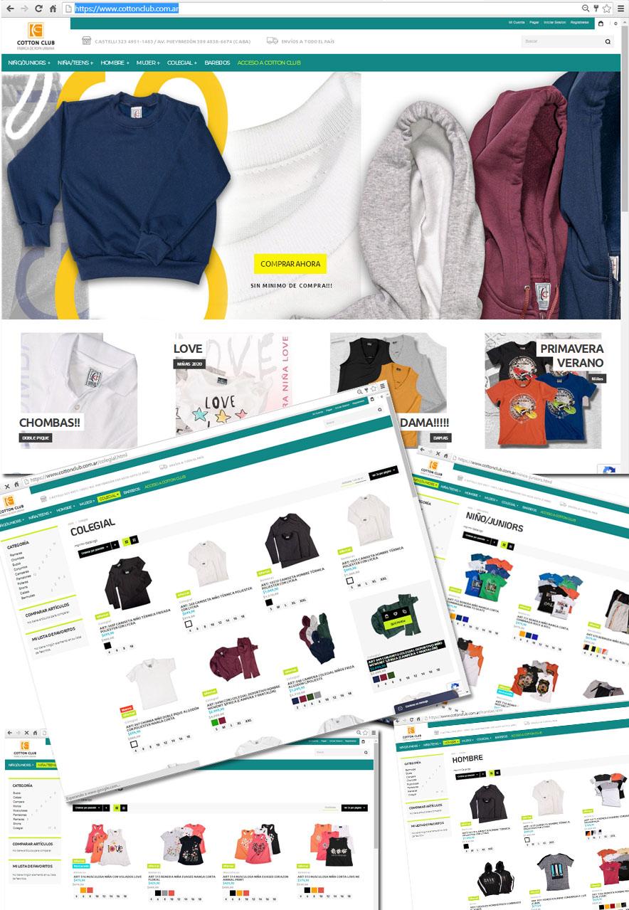 Nuevo E-commerce!!